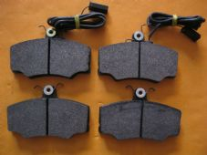 ALFA ROMEO 33 inc 4x4, & Boxer (89-94) NEW DISC BRAKE PADS - DB779